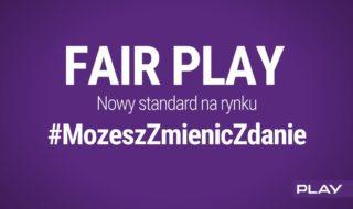 promocja Fair Play